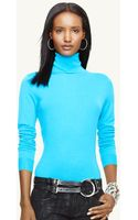 Ralph Lauren Black Label Merino Wool Turtleneck - Lyst