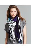 Diane Von Furstenberg Security Blanket Scarf - Lyst