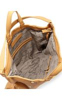 Foley + Corinna Convertible Leather Hobo Bag - Lyst