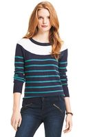 Tommy Hilfiger Nautical Sweater - Lyst