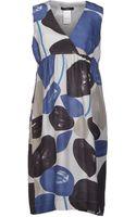 Weekend By Maxmara Knee-length Dress - Lyst