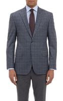 Barneys New York Super 120s Two-button Sportcoat - Lyst