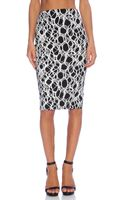Elizabeth And James Aisling Skirt - Lyst