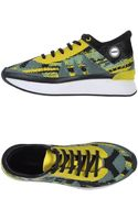 Kenzo Low-tops  Trainers - Lyst