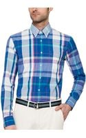 Gant Rugger India Madras Shirt - Lyst