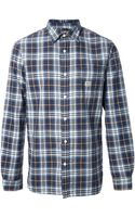 Ralph Lauren Classic Plaid Shirt - Lyst