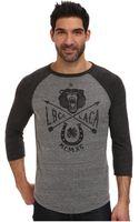 Lucky Brand Bear and Arrows Graphic Tee - Lyst