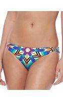 Mara Hoffman Basketweave Bikini Bottom - Lyst