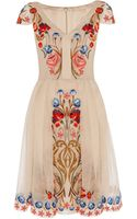 Temperley London Mini Toledo Dress - Lyst