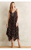 Anthropologie Estrella Maxi Dress - Lyst