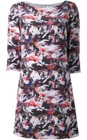 Prabal Gurung Print Dress - Lyst