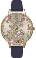 Olivia Burton Parlour Watch - Lyst