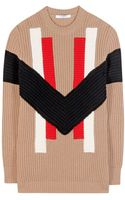 Givenchy Wool and Cashmereblend Sweater - Lyst