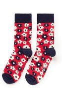 Happy Socks Flower Socks - Lyst