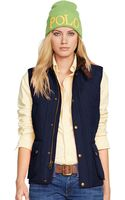 Polo Ralph Lauren Diamond Quilted Vest - Lyst