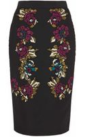 Temperley London Berge Skirt - Lyst