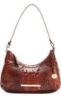 Brahmin Melbourne Lacy Shoulder Bag - Lyst
