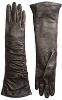 Brooks Brothers Leather Gloves - Lyst