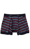 Gap Multistripe Boxer Briefs - Lyst