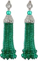 Kenneth Jay Lane Earrings - Lyst
