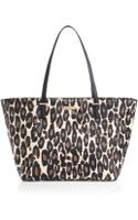 Kate Spade Cedar Street Leopard-print Small Harmony Tote - Lyst