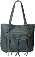 Lucky Brand Chimayo Tote - Lyst