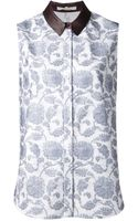 O'2nd Moscow Print Shirt - Lyst