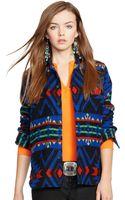 Polo Ralph Lauren Cotton Knit Shirt - Lyst