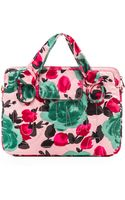 Marc By Marc Jacobs Pretty Nylon Jerrie Rose 13 Commuter Bag - Lyst