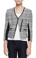 Rebecca Taylor Femme Fancy Tweed Jacket - Lyst