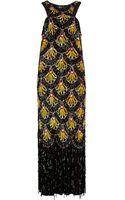 Jean Paul Gaultier Embellished Dress - Lyst