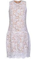 Michael Kors Short Dress - Lyst