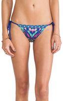 Cecilia Prado Tropicalia Tie Side Bikini Bottoms - Lyst