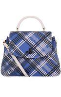 Vivienne Westwood Techno Tartan Bag - Lyst