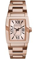 Michael Kors Denali Rose Goldtone Stainless Steel Bracelet Watch - Lyst