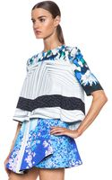Peter Pilotto Top - Lyst