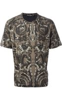 Dolce & Gabbana Baroque Print Tshirt - Lyst