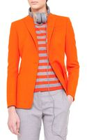 Akris Punto Onebutton Jacket - Lyst