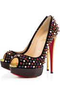 Christian Louboutin Lady Cabo - Lyst