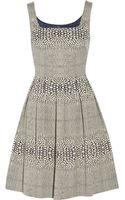 Issa Printed Jacquard Dress - Lyst