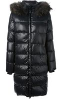 Duvetica Long Padded Jacket - Lyst