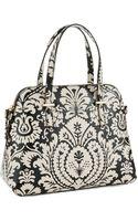 Kate Spade Jacquard Dome Bag - Lyst