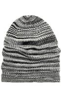 Missoni Knitted Wool Hat - Lyst
