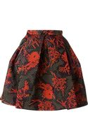 Kenzo Monster Skirt - Lyst