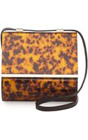 Givenchy Pandora Acrylic Micro Box Bag - Lyst
