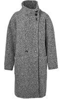 Iro Wool Blend Coat - Lyst