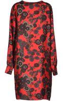 P.a.r.o.s.h. Short Dress - Lyst