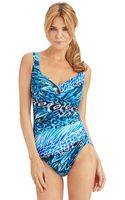 Miraclesuit Animal Kingdom Print One Piece Swimsuit - Lyst