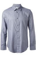 Maison Martin Margiela Patterned Shirt - Lyst