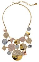 Kate Spade Light The Lanterns Bib Necklace - Lyst